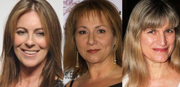 Kathryn Bigelow, Mimi Leder y Catherine Hardwicke