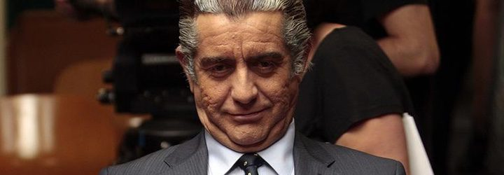 Pedro Casablanc como Bárcenas en 'B, la película'