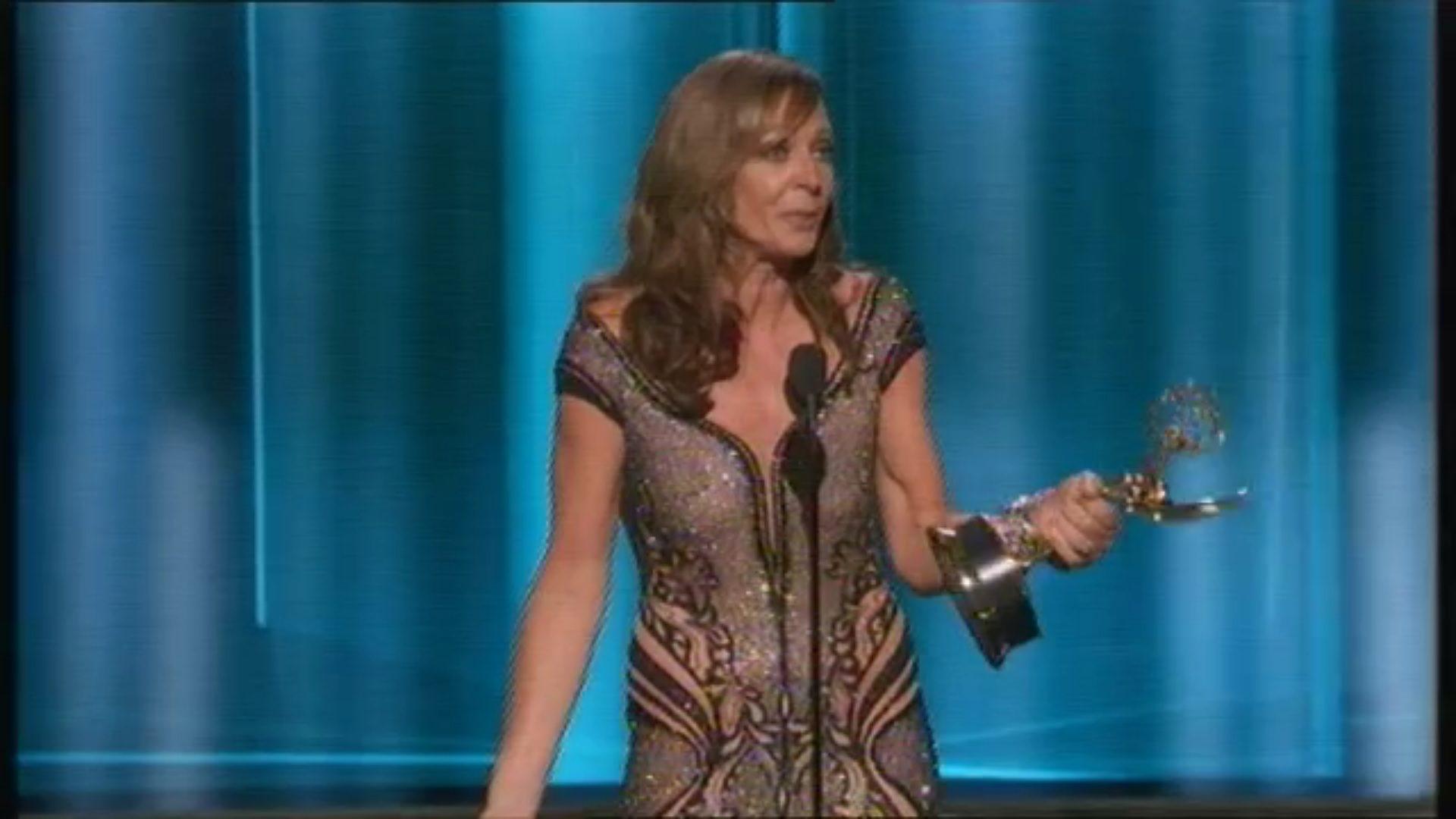 Allison Janney gana el Emmy