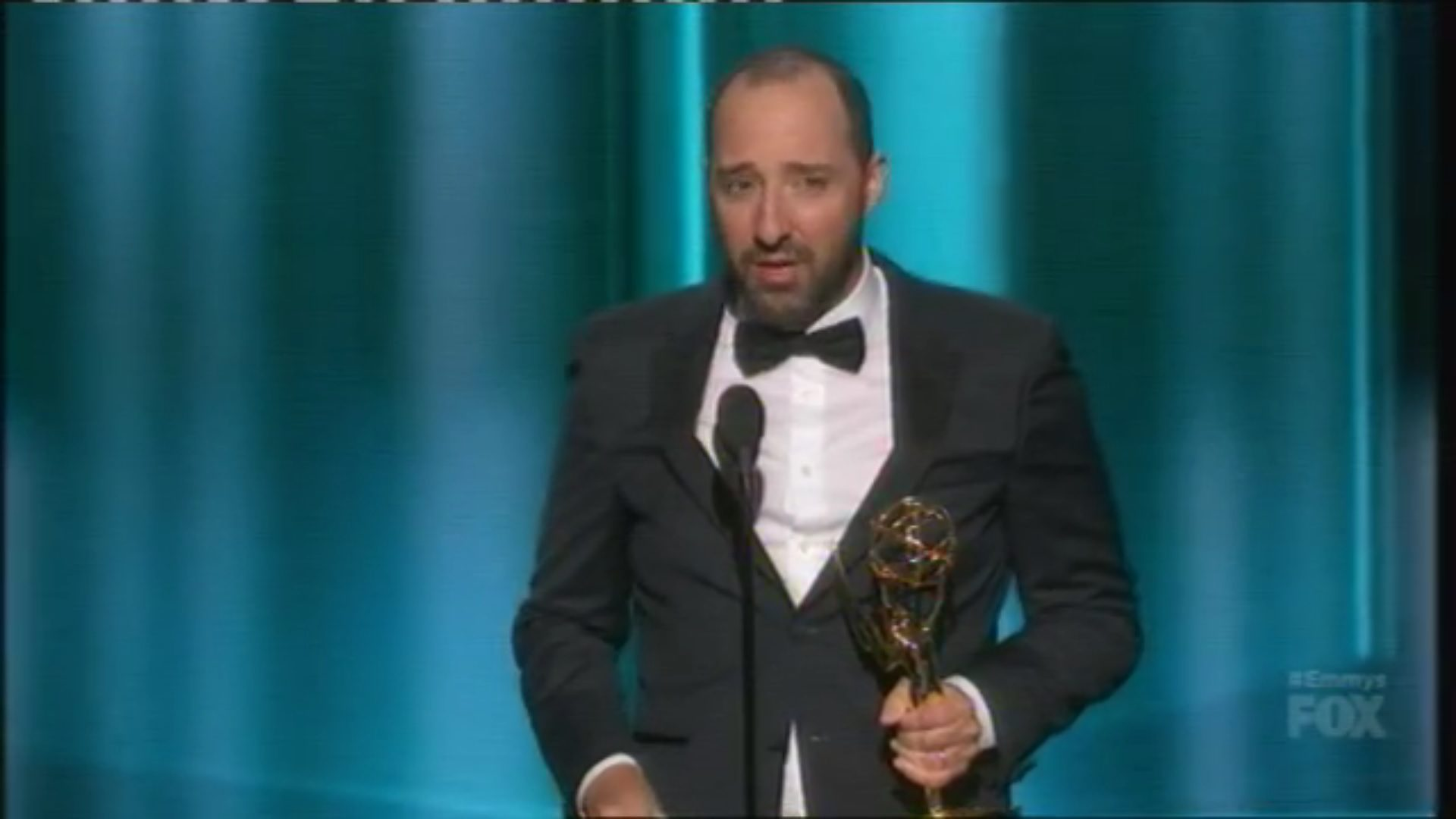 Tony Hale gane el Emmy en 2015