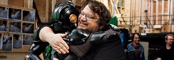 Guillermo del Toro y Pacific Rim