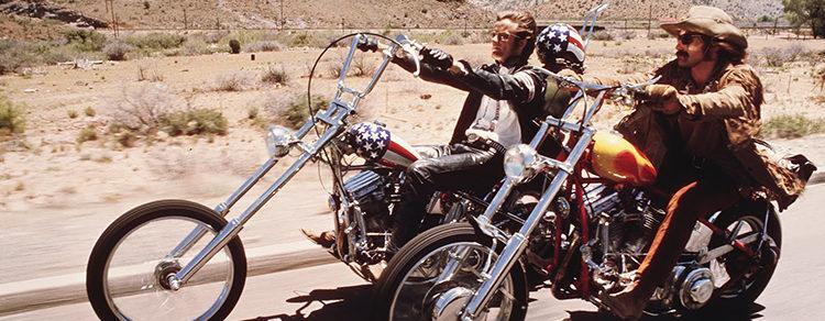 Henry Fonda y Dennis Hopper