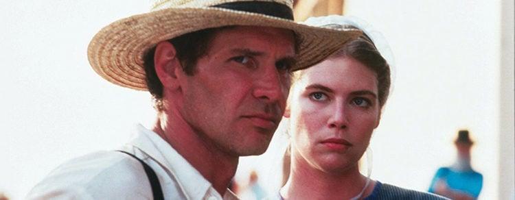 Harrison Ford y Kelly McGillis