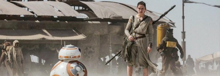 Star Wars: El despertar de la fueza