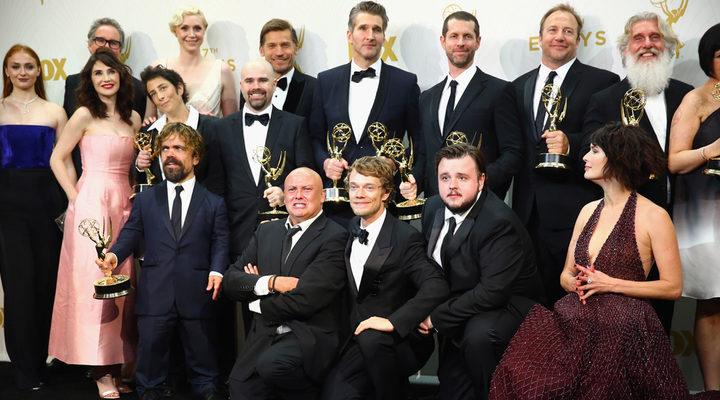 El equipo de 'Juego de tronos'