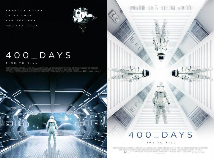 '400 Days' promete terror espacial en su angustioso tráiler