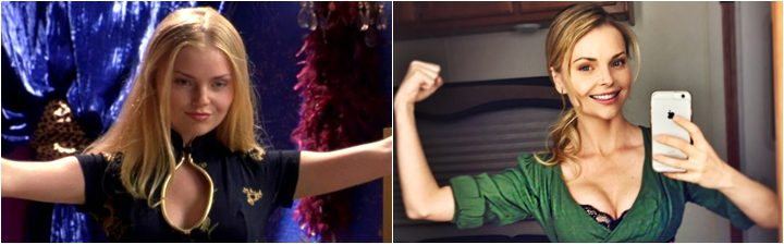 Izabella Miko, antes y después