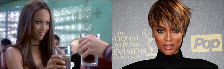 Tyra Banks, antes y después