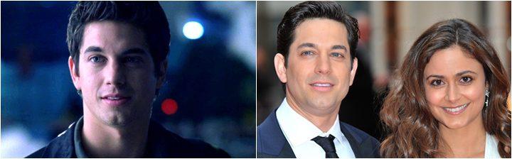Adam Garcia, antes y después