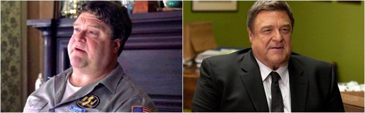 John Goodman, antes y después