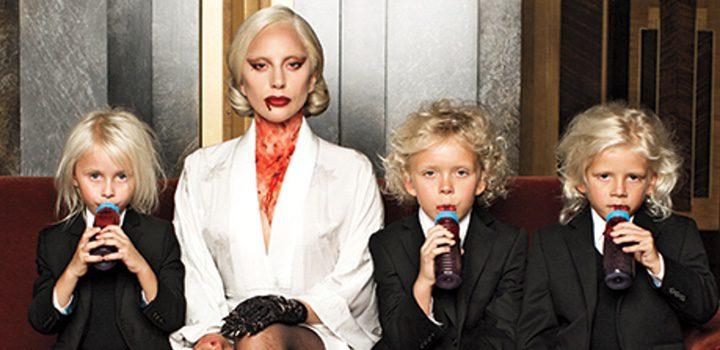 Lady Gaga es la siniestra Condesa Elizabeth