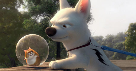 Nuevas imágenes de 'Bolt'