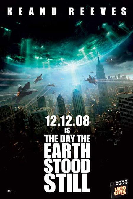 Y otro tráiler y cartel para 'Ultimátum a la Tierra'