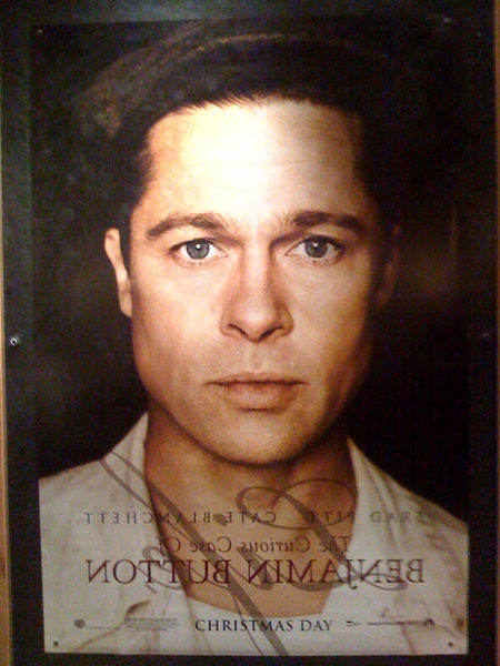 Dos nuevos carteles para 'El curioso caso de Benjamin Button'