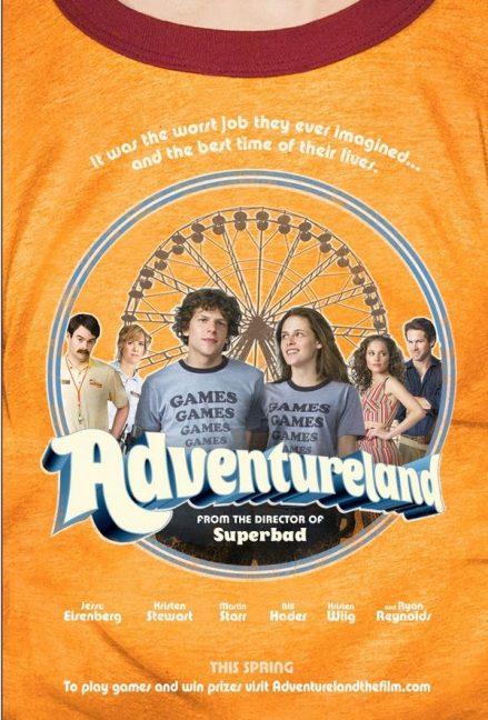 Poster de 'Adventureland'