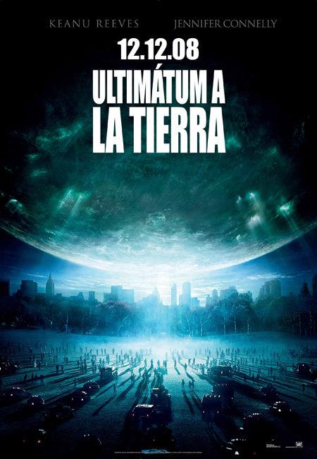 Carteles en español de 'Ultimátum a la Tierra'