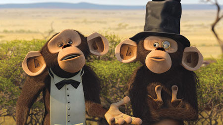 Más imágenes de 'Madagascar 2'