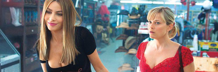 Sofía Vergara y Reese Witherspoon en '¡Pisándonos los tacones!