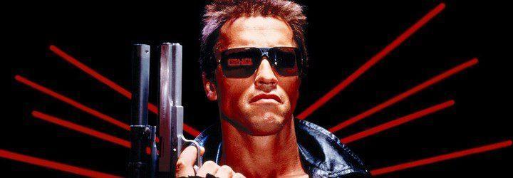 Schwarzenegger en 'Terminator'