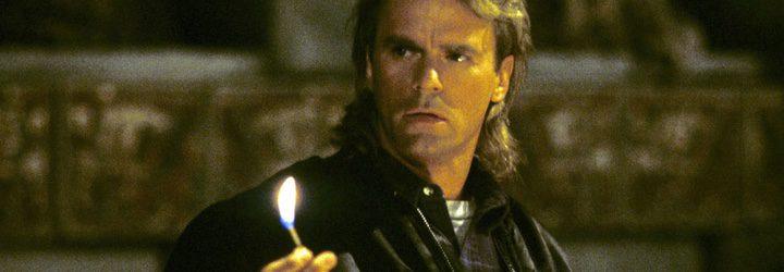Richard Dean Anderson como MacGyver