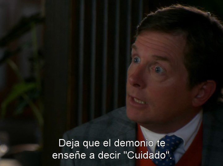 Michael J. Fox en 'The good wife'