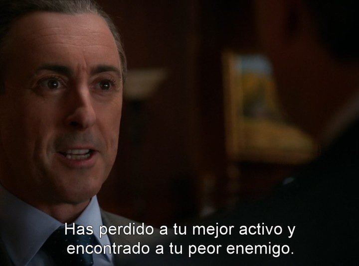 Alan Cumming en 'The good wife'