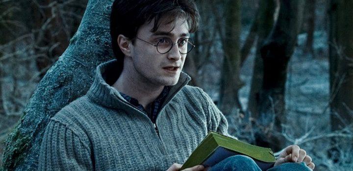 Daniel Radcliffe interpreta a Harry Potter