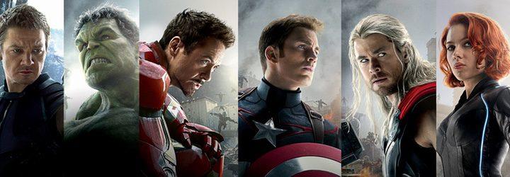 Reparto 'Los Vengadores'