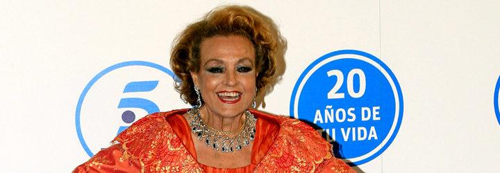 Carmen Sevilla en 2010
