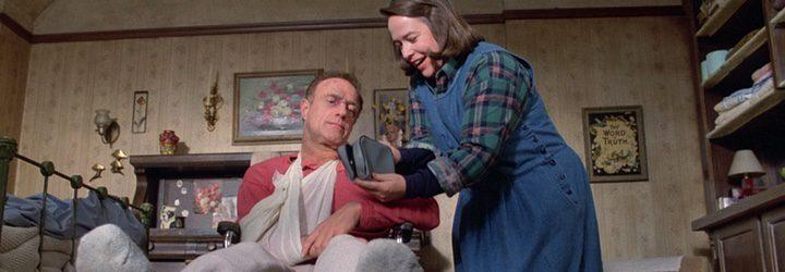 Fotograma de la película Misery