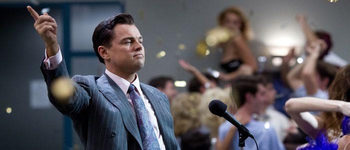 DiCaprio, El lobo de Wall Street