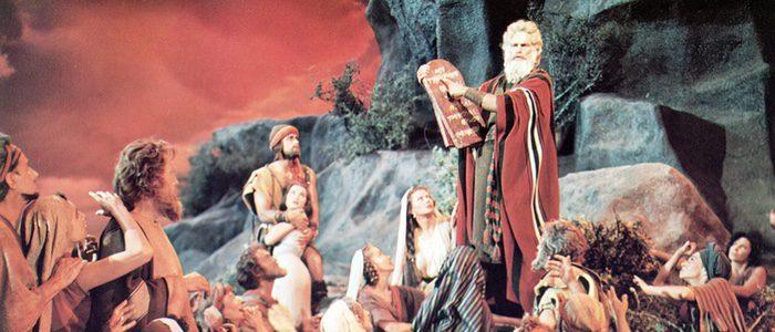 Un reboot de 39 los diez mandamientos 39 espera aprovechar el inter s renovado por el cine religioso - Tavole dei dieci comandamenti ...