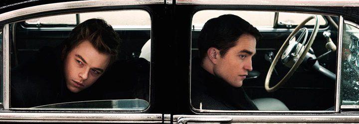 Robert Pattinson retrata a James Dean en el Festival de Sitges
