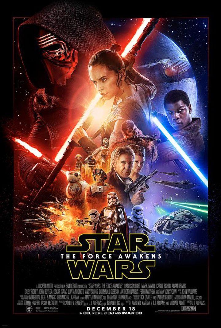 El segundo poster del séptimo capítulo de la saga