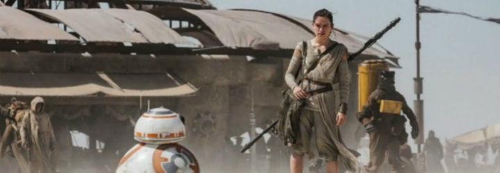 'Star Wars: El despertar de la fuerza' por fin estrena tráiler definitivo