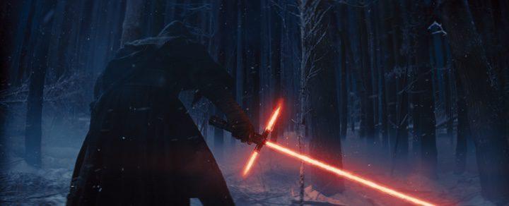 Kylo Ren en 'Star Wars VII'