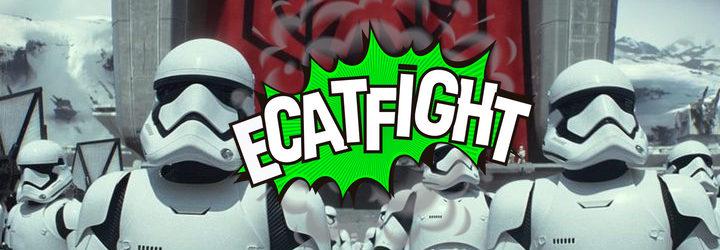 Los Soldados Imperiales listos para la nueva película de la saga