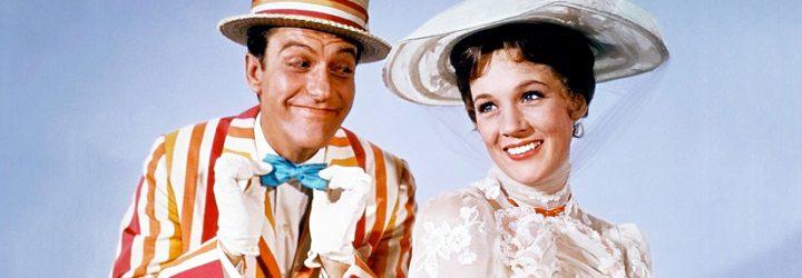 Julie Andrews en 'Mary Poppins'