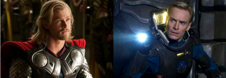 Thor y Alien