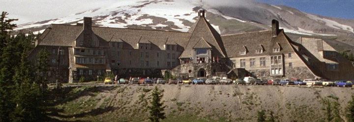 Hotel Overlook de 'El resplandor'