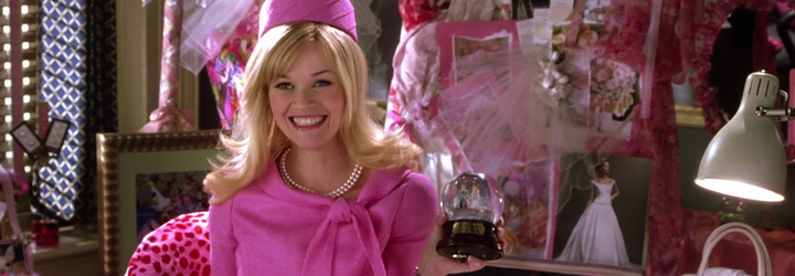 Reese Witherspoon en 'Una rubia muy legal 2'