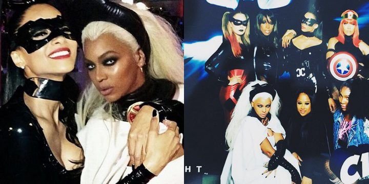 Beyoncé como Tormenta