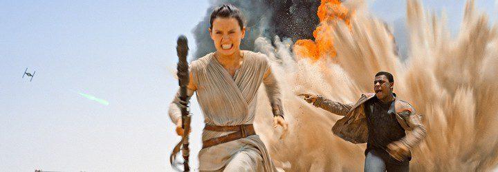 Fotograma de 'The Force awakens'