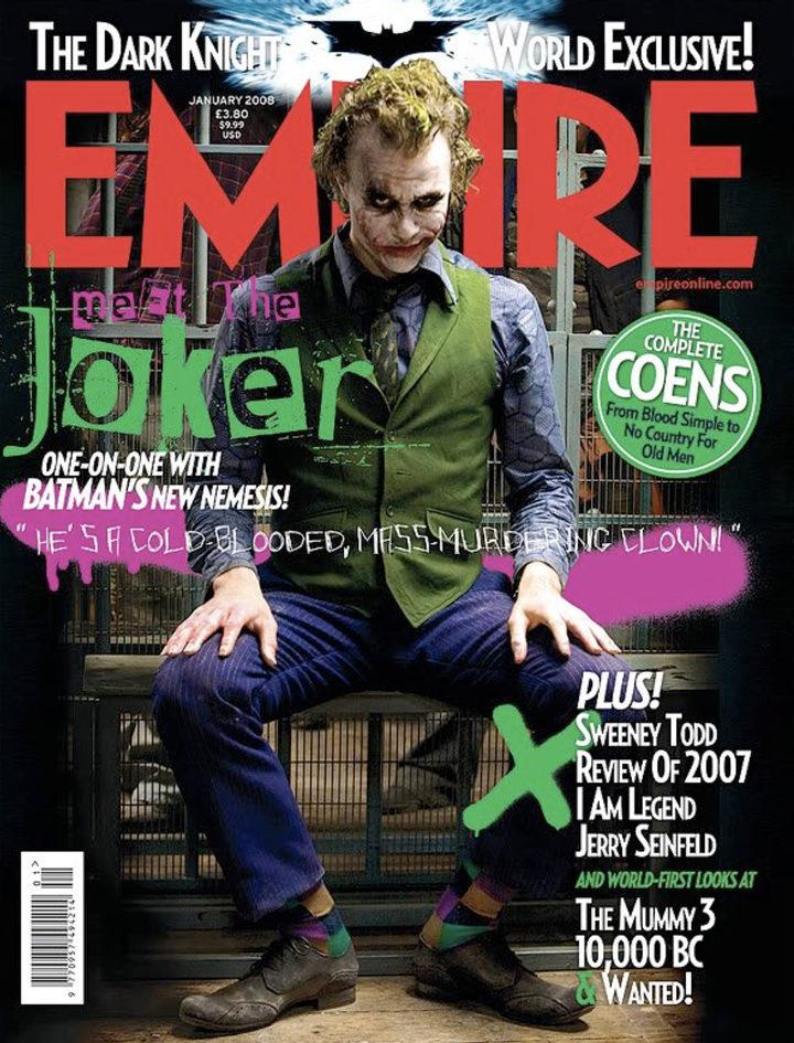 Escuadron Suicida Impresionante Nueva Imagen Del Joker De