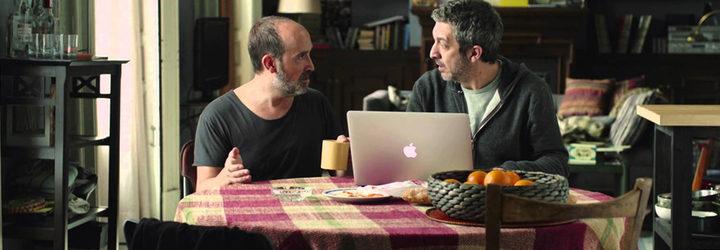 Javier Cámara y Ricardo Darín en 'Truman'