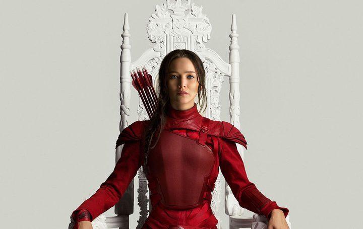 Jennifer Lawrence en 'Los Juegos del Hambre: Sinsajo - Parte 2'