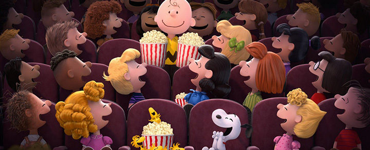 Imagen de 'Snoopy y Carlitos: La película de Peanuts'