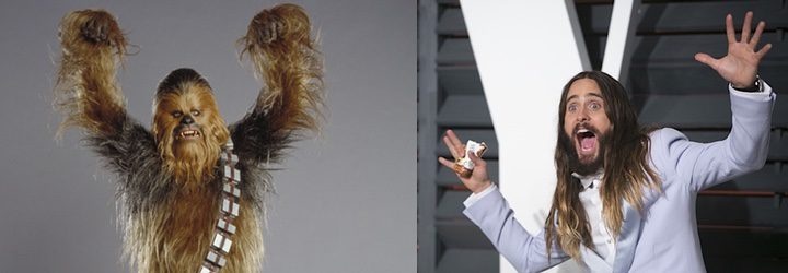 Jared Leto quiere ser Chewbacca