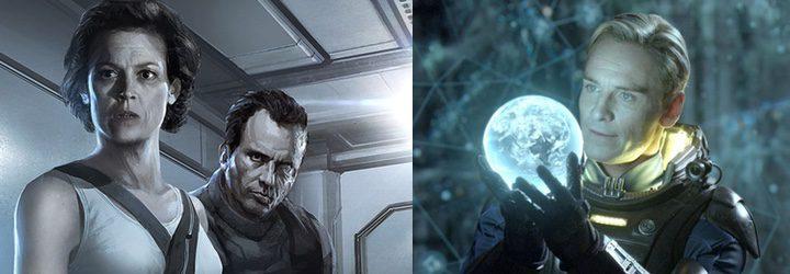 Alien 5 y Prometheus