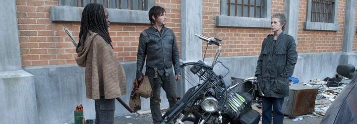 La moto de Daryl en 'The Walking Dead'